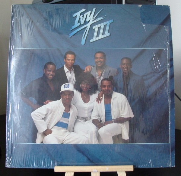 LP IVY - IVY III 1987 HEAT US IVY